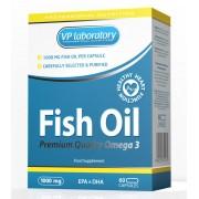VP Laboratory Fish Oil 1000мг 60 капс