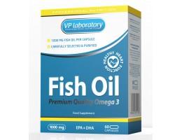 Fish Oil 1000мг 60 капс
