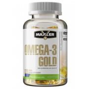 Maxler Omega-3 Gold 120 капс