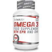 BioTechUSA Omega-3 90 капсул