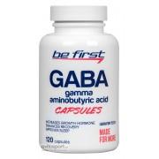 Be First GABA 120 капс