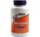 NOW Melatonin 5 мг 60 капс