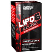 Nutrex Lipo-6 Black Ultra Concentrate 30 капс