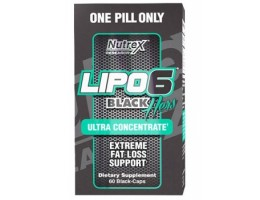 Lipo-6 Black HERS Ultra Concentrate (для женщин) 60 капс