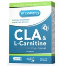 VP Laboratory CLA+L-carnitine 45 капс