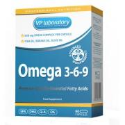 VPLab Omega 3-6-9 60 капс