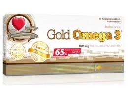 Gold Omega-3 65% 60 капс