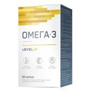 LevelUp Омега 3 35% с витамином Е (60 капсул)