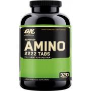 Optimum Nutrition Super Amino 2222 320 таб