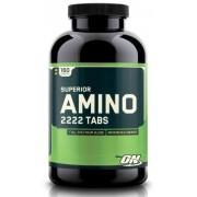 Optimum Nutrition Super Amino 2222 160 таб