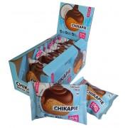 Печенье глазированное с начинкой CHIKALAB 60г Кокос