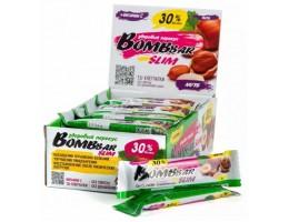 BombBar Slim 35г Фундук-арахис