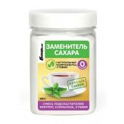 """Заменитель сахара """"Эритрит, сукралоза, стевия"""" 200 г"""