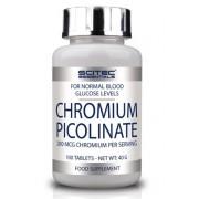 Пиколинат хрома Scitec Essentials 100 таб