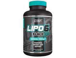 Nutrex Lipo-6 Black Hers (для женщин) 120 капс