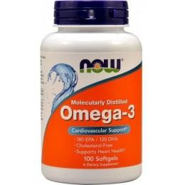 Omega-3 1000 мг 100 капс