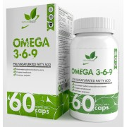 Omega 3-6-9 NaturalSupp 60 капс