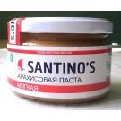Арахисовая паста Santino's Мягкая 240г