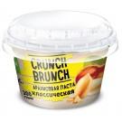 Арахисовая паста Crunch-Brunch классическая 200г