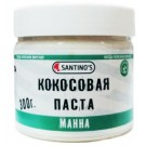 """Кокосовая паста натуральная """"Манна"""" Santino's 300г"""