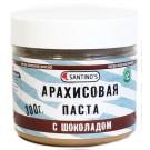 Арахисовая паста Santino's с шоколадом 300г
