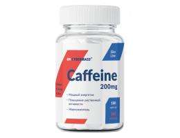 Кофеин 200 мг Cybermass 100 капс