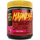 Предтренировочный комплекс Mutant Madness 225г Fruit punch