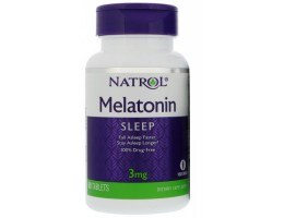 Мелатонин 3 мг 60 табл