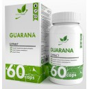 Гуарана в капсулах Natural Supp 700 мг 60 капс