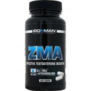 Ironman ZMA (Цинк-магний аспартат) 60 капс