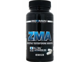 ZMA (Цинк-магний аспартат) 60 капс