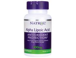 Альфа-липоевая кислота 300 мг 50 капс