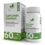 Куркумин Natural Supp 60 капс