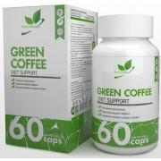 Экстракт зеленого кофе NaturalSupp 60 капс