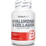BioTechUSA Гиалуроновая кислота & Коллаген 30 капс