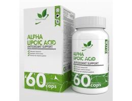 Альфа-липоевая кислота 60 капс