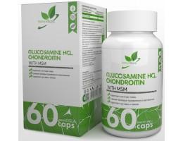 Glucosamine Chondroitin MSM 60 капс