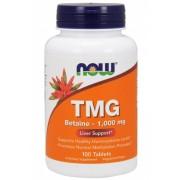 NOW TMG 1000 мг 100 таб