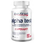 Be First Alpha test 60 капс