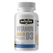 Maxler Витамин D3 600МЕ 240 капс