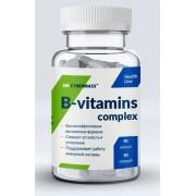 B-vitamins complex Cybermass 90 капс