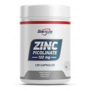 Zinc picolinate GeneticLab 122мг 120 капс
