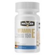 Maxler Витамин E Natural form 150 мг 60 капс