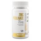 Maxler Zinc Picolinate 25 мг 120 капс
