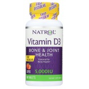Natrol Vitamin D3 5000 МЕ 90 таб