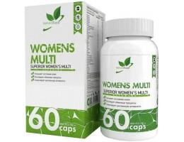 NaturalSupp Multi Woman 60 капс